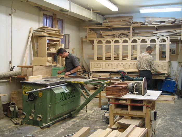 Как заработать на производстве мебели (бизнес-план)