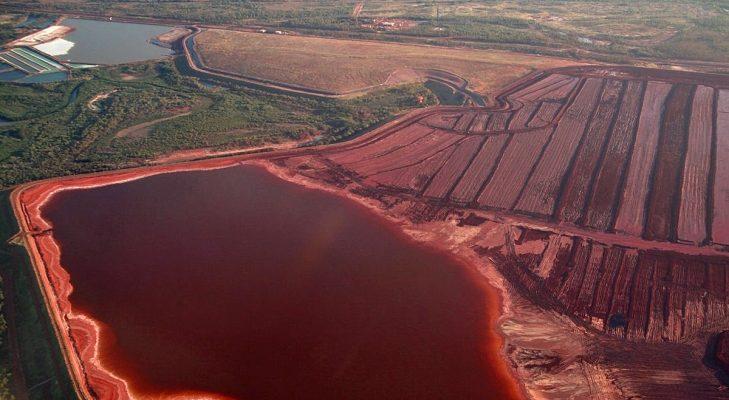 Кровавое озеро