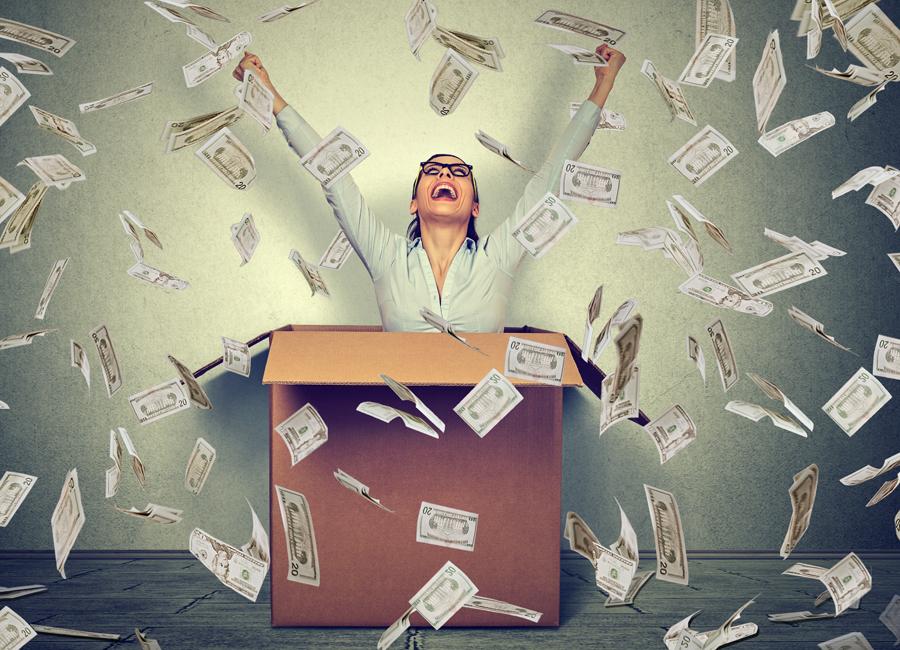 Как легко убрать денежные блоки в голове?